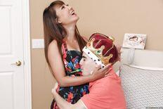 Cock hungry asian MILF Tiffany Rain moan as she gets banged by hard big dick : free sex photos