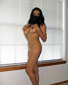 Horny Arab GF with natural tits gets fucked and covered with cum - arab sex pics