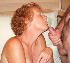 Curly Redhead
