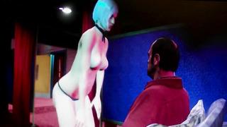 GTAV - Fufu's striptease
