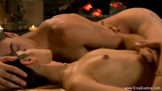 EROS EXOTICA - Beaver Tonguing Tutorial From Softcore Asia To Make Them Unwind