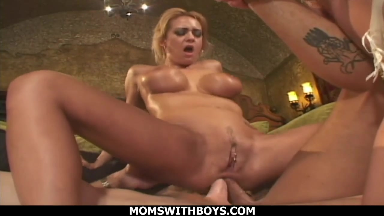 Double Anal Creampie Same Time