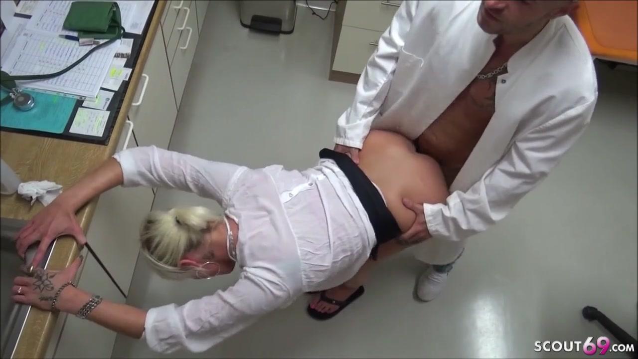 Czech Doctor Fucks Patient