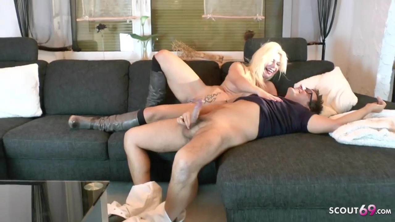 Nadja Mature Porn german mommy nadja cowgirl bang with sex industry star conny