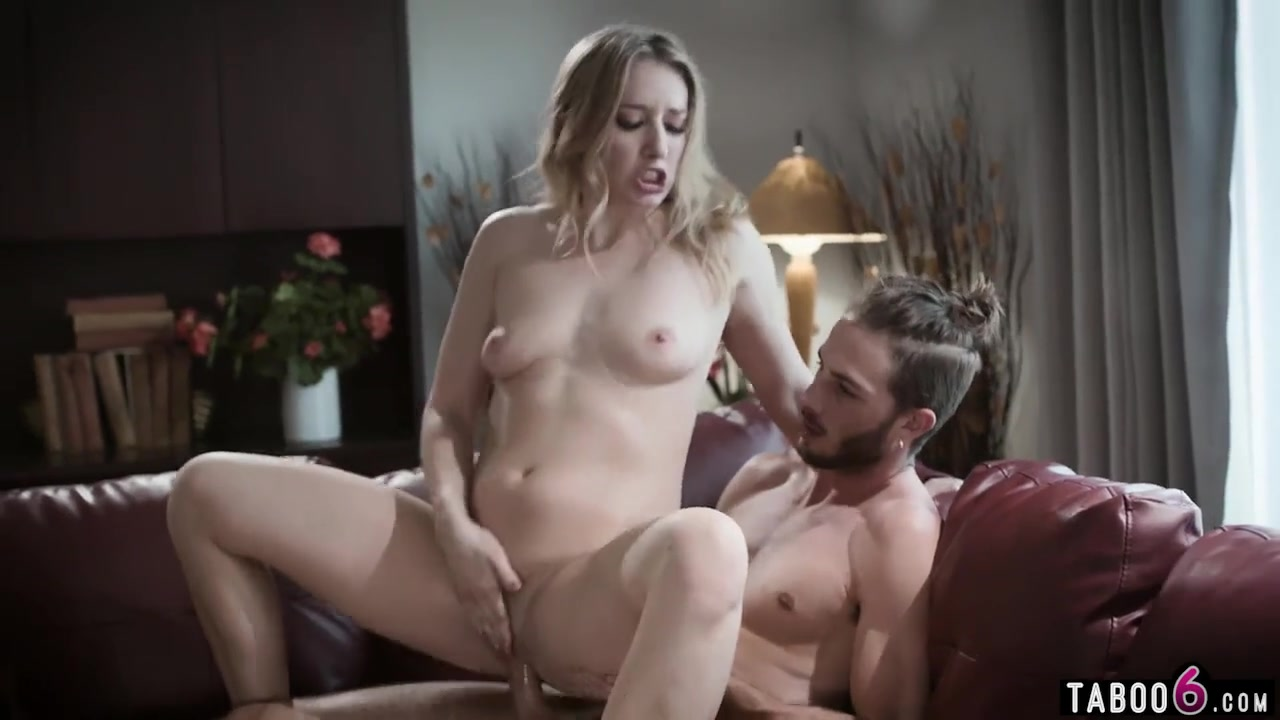 Horny Step Daughter Fucks Dad