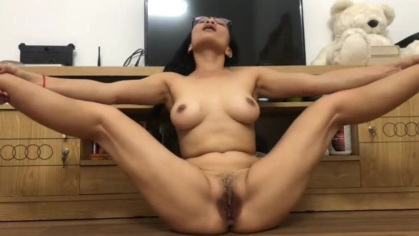 Dick Teasing Hairy Pussy