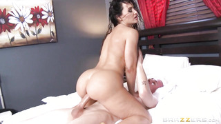 Milf Fucks here stepson in bedroom Xtrapornhub