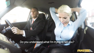 Driving College Schoolteacher Is Truly Naughty - Barbie Sins